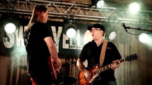 Mr Ray & Mr Ed @ Fete De La Musique De Marchin 1